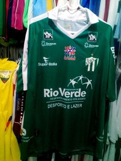 Camisa Do Rio Verde Goias (oficial De Jogo)