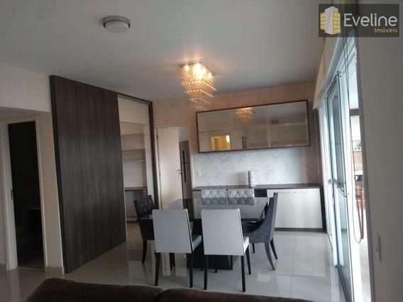 Apartamento Com 3 Dorms, Vila Oliveira, Mogi Das Cruzes, Cod: 1436 - A1436