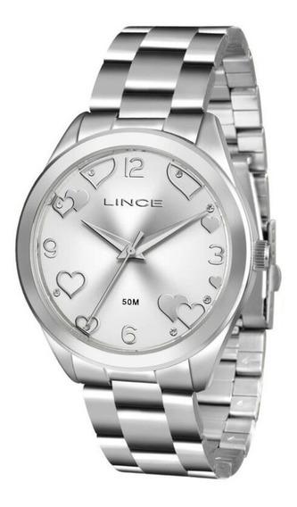 Relógio Feminino Lince Lrm4392l Analógico Quartz Casual Urb