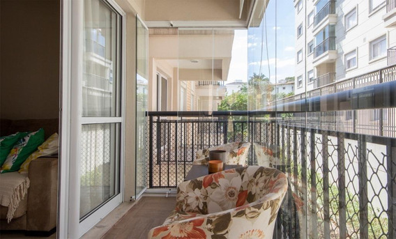 Apartamento Em Jardim Leonor, São Paulo/sp De 61m² 2 Quartos À Venda Por R$ 560.000,00 - Ap190256