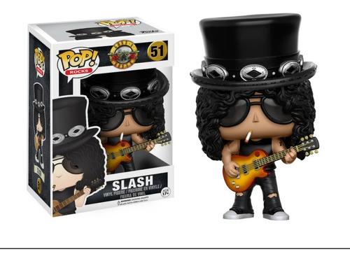 Funko Pop Rocks #51 Guns N Roses: Slash