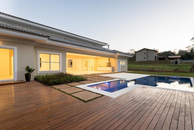 Casa Em Fazenda Vila Real De Itu, Itu/sp De 400m² 4 Quartos À Venda Por R$ 2.900.000,00 - Ca231651