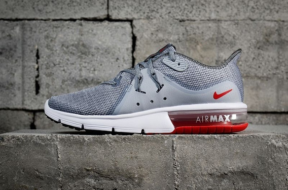 Zapatillas Nike Air Max Sequent 3 Talle Us 8 (arg 40)