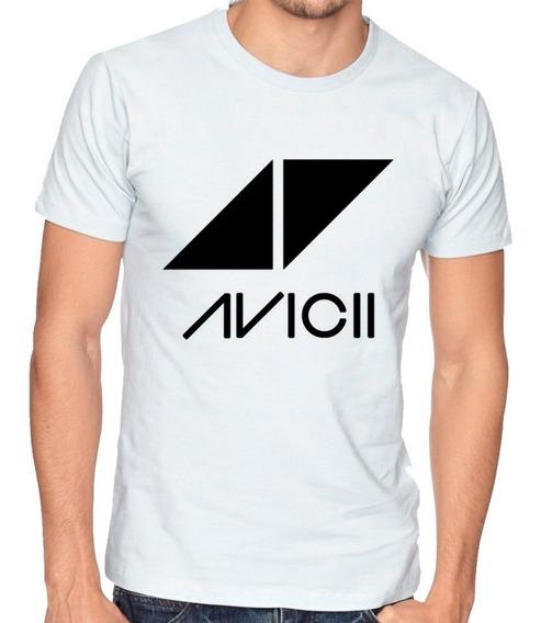 Playera Camiseta Hombre Niño Avicii Dj Musica 070