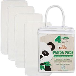 Cambio De Revestimientos Para Almohadillas Bamboo 4pack Sof