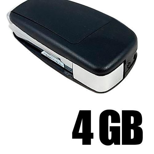 Mini Camera Filmadora Escondida Para Gravar Videos Com 4gb