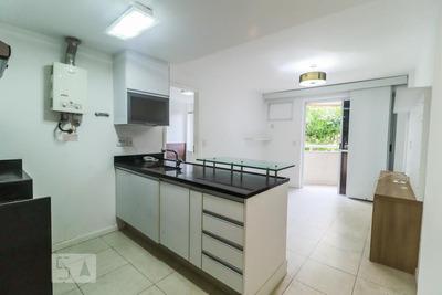 Apartamento No 2º Andar Com 1 Dormitório E 1 Garagem - Id: 892915226 - 215226