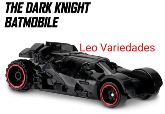 Hot Wheels Hw Batmovel Dark Night