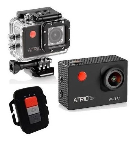 Camera Atrio Fullsport Hd Wifi Multilaser