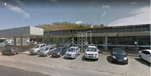 Galpão À Venda, 2500 M² Por R$ 5.000.000,00 - Presidente Costa E Silva - Itaperuna/rj - Ga0019