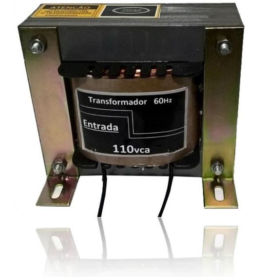 Transformador Elétrico Trafo 17 0 17v 2a Uso Geral