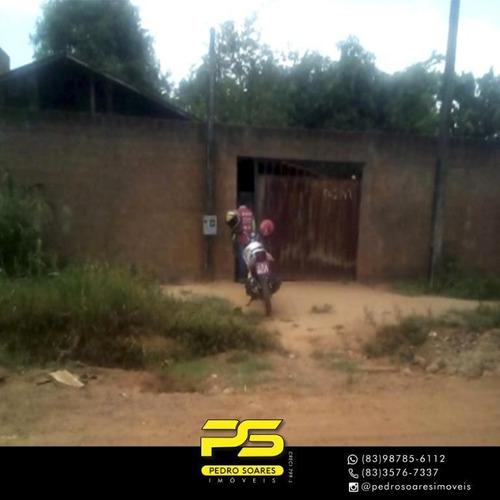 Casa Com 2 Dormitórios À Venda Por R$ 70.000,00 - Marajoara - Xinguara/pa - Ca0732