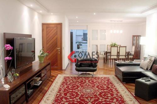 Apartamento Com 4 Dormitórios À Venda, 230 M² Por R$ 1.200.000,00 - Vila Marlene - São Bernardo Do Campo/sp - Ap1628