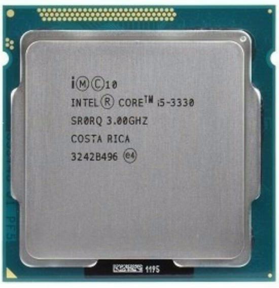 Processador Intel Core I5 3330 3.0 - 3.2ghz 6mb Lga 1155