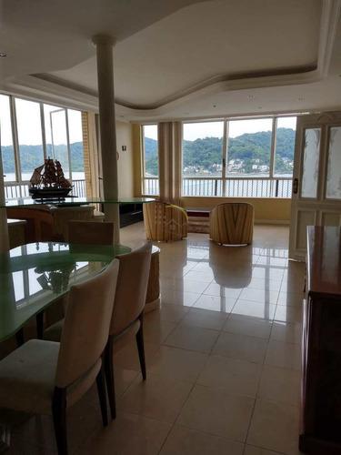 Apartamento Com 3 Dorms, Itararé, São Vicente - R$ 550 Mil, Cod: 836 - V836