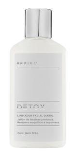 Detox Jabón Líquido De Limpieza Facial Profunda 125g Regina