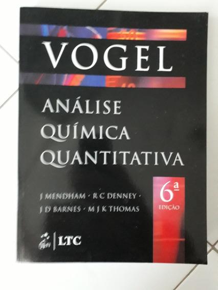 Vogel Análise Química Quantitativa J. Mendham E Outros #