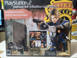 Playstation 2 Resident Evil Collection