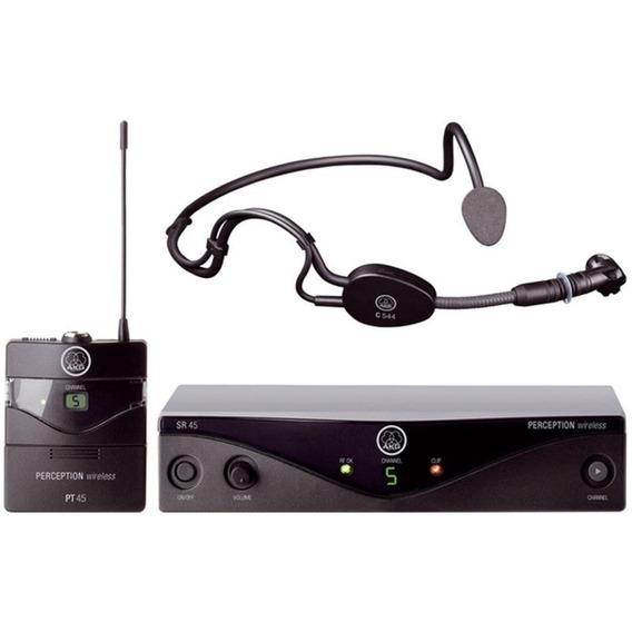 Microfone Akg Perception Pw S Set A - Sports Wireless