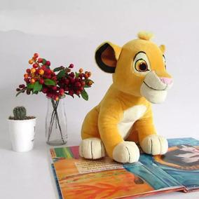 Pelucia Simba - O Rei Leão - 28 Cm - Pronta Enrrega