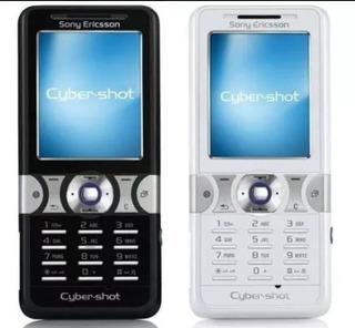 Último Sony Ericsson Cibershot K550i Blanco