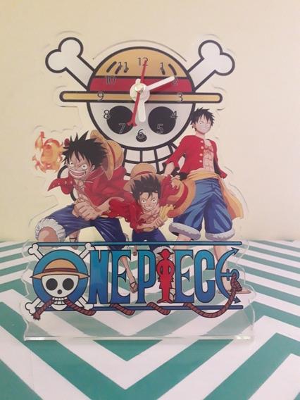 Reloj De One Piece