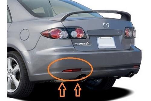 Imagen 1 de 3 de Mazda 6 / Mazda6 2003 - 2005  Faro Cuarto Izquierdo Trasero
