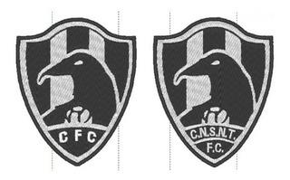 2 Parches Club De Cuervos (netflix) Temporada 1y3 Planchar
