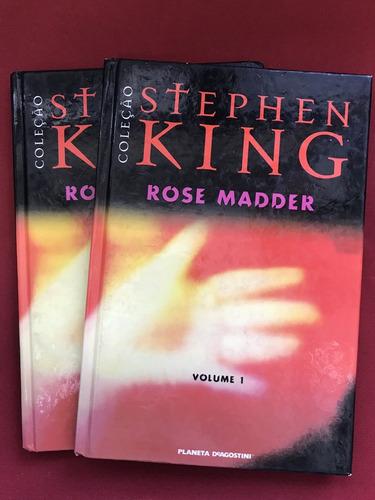 Livro - Coleção Stephen King - Rose Madder - Volumes I E Ii
