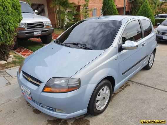Chevrolet Aveo Sedan Automatico