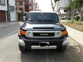 Toyota Fj Cruiser Automático 4x4 Full