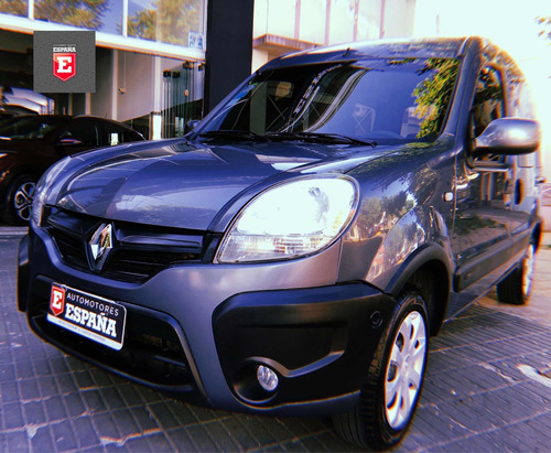 Renault Kangoo Ph3 Authentique 1.6 7 Pasajeros 2015 Con Gnc.
