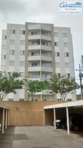 Apartamentos À Venda  Em Bragança Paulista/sp - Compre O Seu Apartamentos Aqui! - 1334621