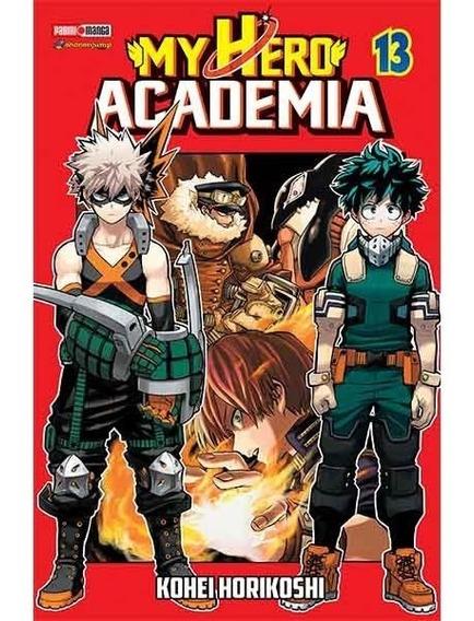 Manga My Hero Academia Tomo 1 Al 19 Boku No Hero