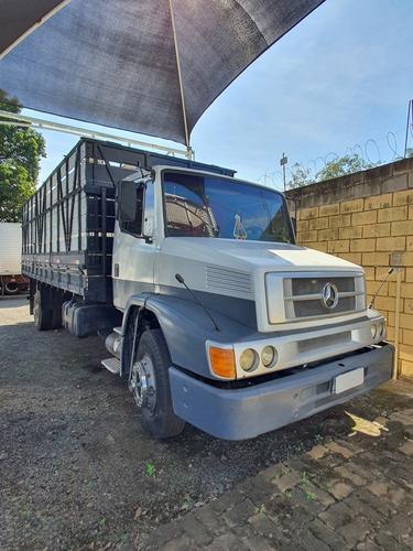 Mercedes-benz Mb 1218 4x2 Toco Motor 1620 Boiadeiro 1998