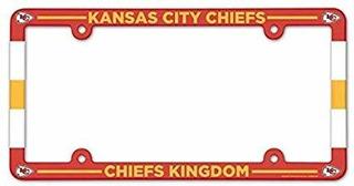 Wincraft Nfl Kansas City Chiefs A Todo Color Del Marco De La