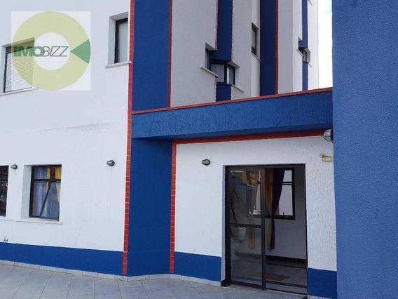 Apartamento Com 2 Dormitórios À Venda, 74 M² Por R$ 345.000 - Vila Olivo - Valinhos/sp - Ap0631