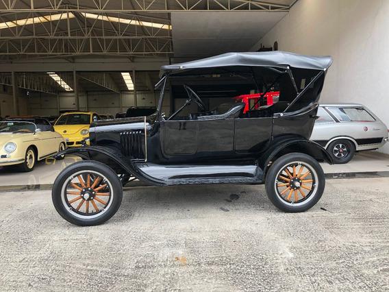 Ford Modelo T Phaeton 1924