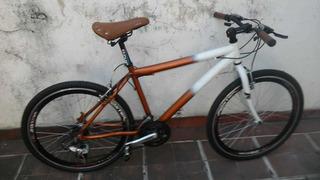 Bicicleta Todo Terreno Aluminio