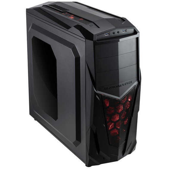 Cpu Gamer Intel I7 8700/ 16gb Ddr4/ Hd 1tb/ Dvd / Fonte 500w