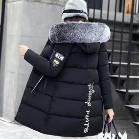 Casaco Longo Pelos Feminino Inverno Europeu 2018 Importado