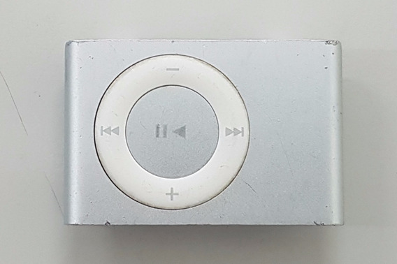 Apple iPod Shuffle 1gb 2nd Geração A1204 Favor Ler O Anuncio
