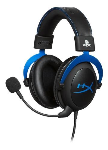 Auricular Microfono Hyperx Cloud Ps4 Sony Playstation
