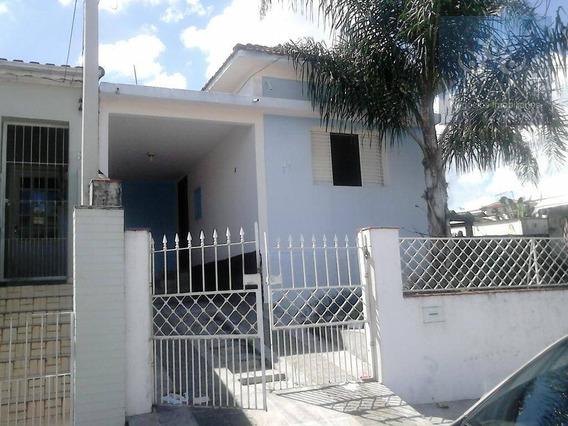 Sobrado Residencial Para Venda E Locação, Alto Ipiranga, Mogi Das Cruzes. - So0109