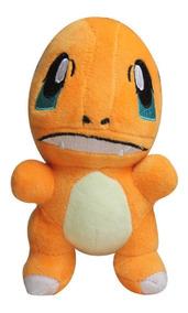 Pokemon Charmander De Pelucia 15cm Pronta Entrega