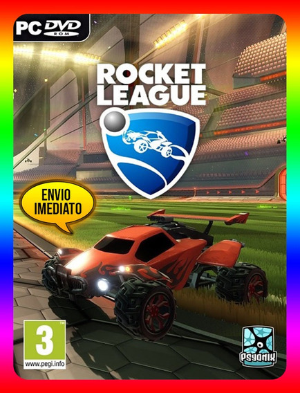 Rocket League Pc - Steam Key (envio Já)
