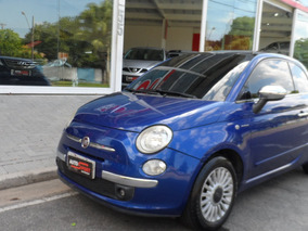 Fiat 500 1.4 Lounge 16v Gasolina 2p Automatizado