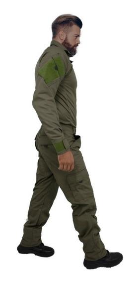 Farda Camuflada Militar Reforçada Airsoft Paintiball Oferta