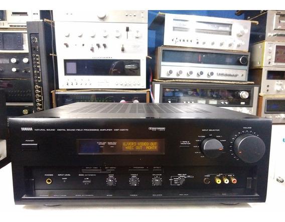 Amplificador Yamaha Dsp-a2070 Ñ Yamaha Pioneer Marantz Sony
