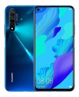 Huawei Nova 5t 128gb + 8 Ram Cinco Cámaras Nuevo Garantia